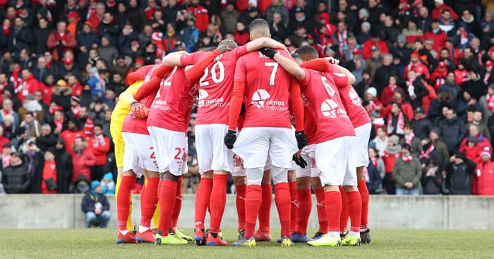 23 de agosto. Pronóstico Nimes vs Brest - Ligue 1 Francesa