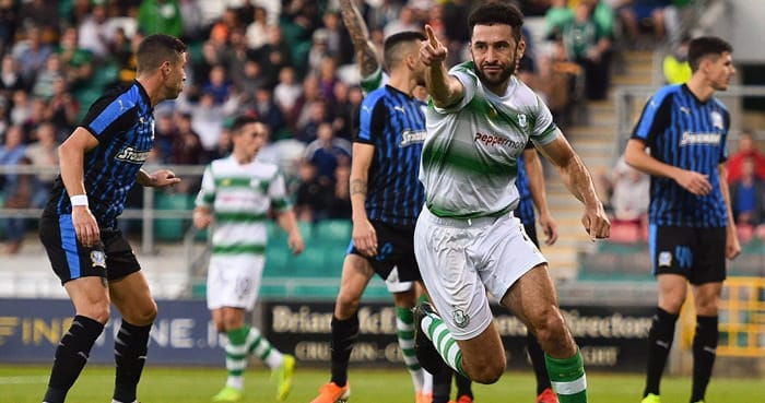Pronostico Apollon Limassol vs Shamrock Rovers Clasificación Europa League