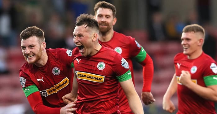 Pronóstico Haugesund vs Cliftonville Clasificación Europa League