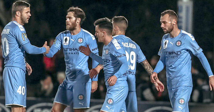 26 de agosto. Pronóstico Melbourne City vs Western United - A League de Australia