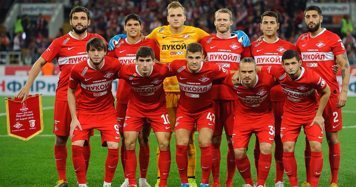 29 de agosto. Pronóstico Spartak Moscow vs Arsenal Tula - Premier League Rusa