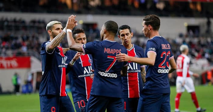 16 de enero. Pronóstico Angers vs PSG - Ligue 1 de Francia