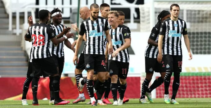 12 de enero. Pronóstico Sheffield United vs Newcastle - Premier League de Inglaterra